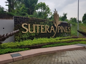 4 Bedrooms, Condominium / Serviced Residence, To Let, Sutera Pines, Jalan Sutera Pines, 3 Bathrooms, Listing ID undefined, Malaysia,
